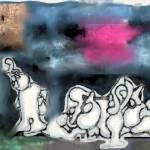 """blue community"" by dansankowsky"