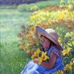 """Meadow Flowers"" by mariewitte"