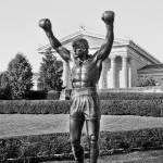 """Rocky Statue, Philadelphia"" by BrendanReals"