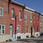 """Philadelphia Row Houses"" by BrendanReals"