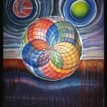 """""""Eye In The Sky"""" by Amit-Grubstein-Art"""
