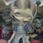 """Alice in a Bosch Wonderland"" by strangeling"