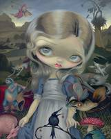 Alice in a Bosch Wonderland