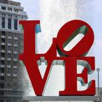 """Love Park"" by ChrisBradshaw"