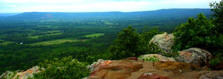 Petit Jean Overlook