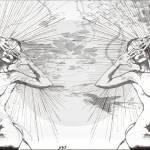 """Hide&Seek Version 2"" by Amit-Grubstein-Art"