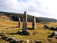 Standing Stones on Mull