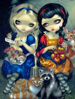 Alice and Snow White