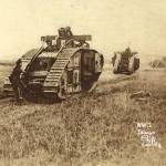 """WW1_tank_movement"" by delc2"