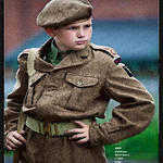 """WW2_Boy-England"" by delc2"