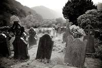 Valley of Gravestones