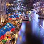 """Christmas on the Riverwalk 5"" by PaulHuchton"