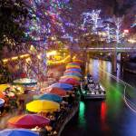 """Christmas on the Riverwalk 6"" by PaulHuchton"