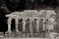 Arches of Cong Abbey