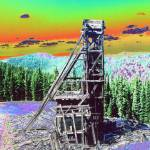 """""""Old Mining Structure"""" by OneRudeDawg"""