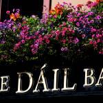 """The Dáil Bar"" by PadgettGallery"