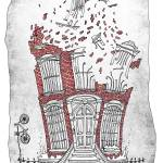 """Evaporating Brownstone"" by kashapova"