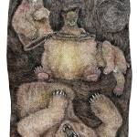 """Bear-tryoshka"" by kashapova"