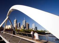 Southgate Footbridge, Melbourne