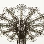 """Parachute Jump at Coney Island"" by SherriJackson"