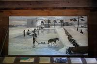 Ice Harvesting Exhibit