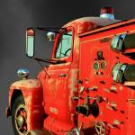 """Pumper No. 2 - Retired"" by bettynorthcutt"