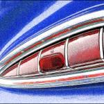 """Chevrolet Impala Backlight"" by oopsfotos"