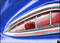 Chevrolet Impala Backlight