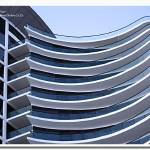 """(Architecture) Curved Strand Building"" by groenhoender"