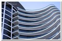 (Architecture) Curved Strand Building