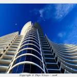 """(Architecture) Birds Tower"" by groenhoender"