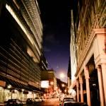 """""""Night scene at Cape Town"""