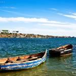 """""""Jacobsbaai sloops (""""fishing boats"""")"""" by groenhoender"""