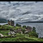 """Urquhart Castle"" by and979"