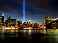 Towers of Light in NYC
