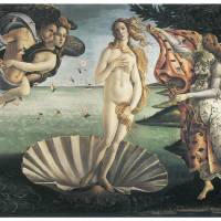 """Birth of Venus by Sandro Botticelli"" by ArtLoversOnline"