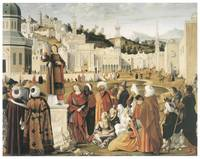 Preaching of Saint Stephen in Jerusalem