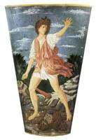 The Young David by Andrea Del Castagno