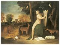 Circe and Her Lovers in a Landscape by Dossi
