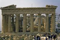 Parthenon Reconstruction, Spring 2003