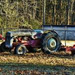 """Terrence The Tractor"" by J9Photography"