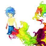 """""""Rainbow Boy"""" by francisfung"""