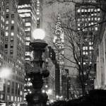 """42nd Street with view of Chrysler Building"" by SusanPszenitzki"