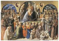 The Coronation of the Virgin by Fra Filippo Lippi