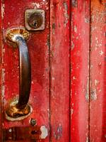 The Red Door Photography/Color