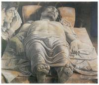 Dead Christ by Andrea Mantegna