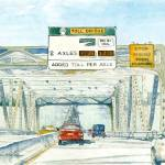 """520 Toll Bridge"" by ShaSha"