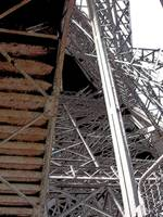 eiffel interior beams