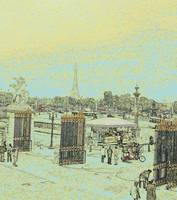tuilleries sketch