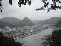 A View of Shimoda